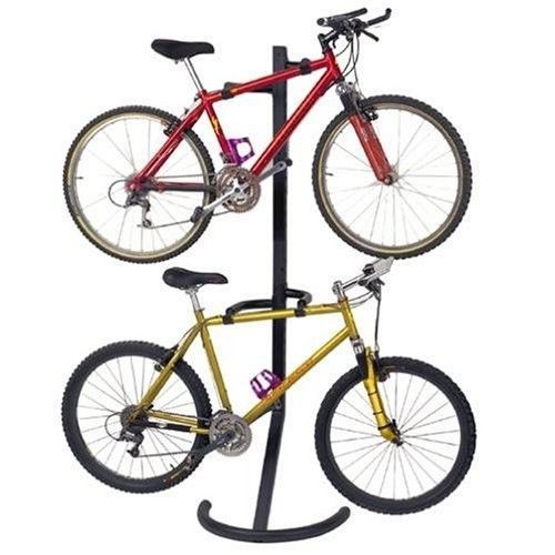 Bicycle Storage Rack Holder Stand 2 Hanger Plb 2r Racor Garage