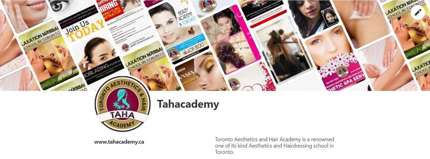 to Toronto Aesthetics & Hair Academy (TAHA) and
