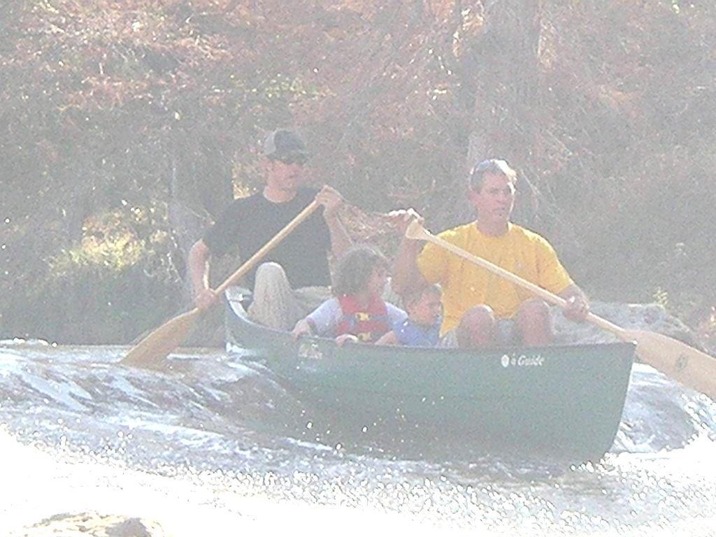 Guadalupe river december 2005 canoe and kayak kayak
