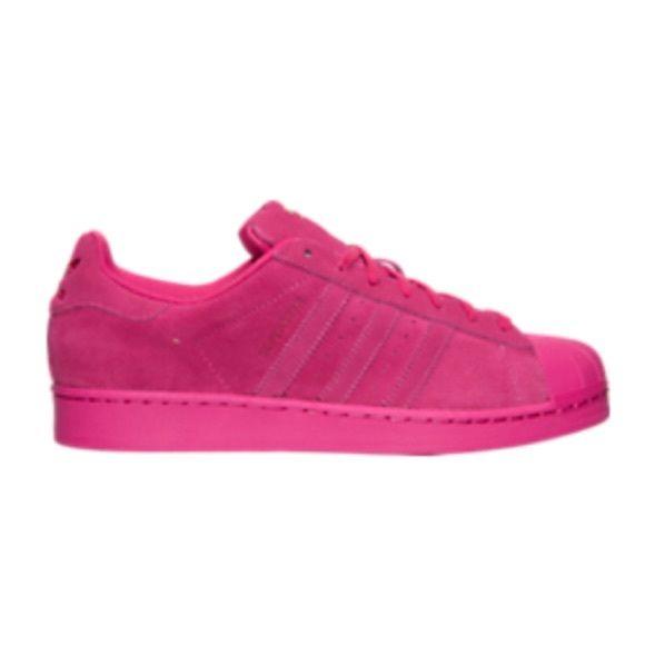 Adidas Superstar - HOT PINK   Adidas