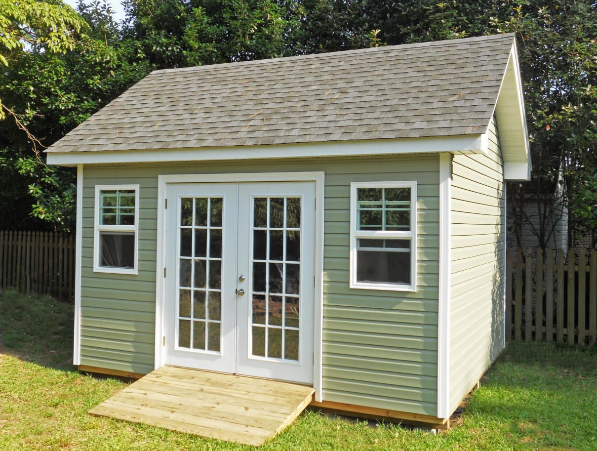Tuff shed 12x16 google search studio ideas pinterest for Outdoor garden shed