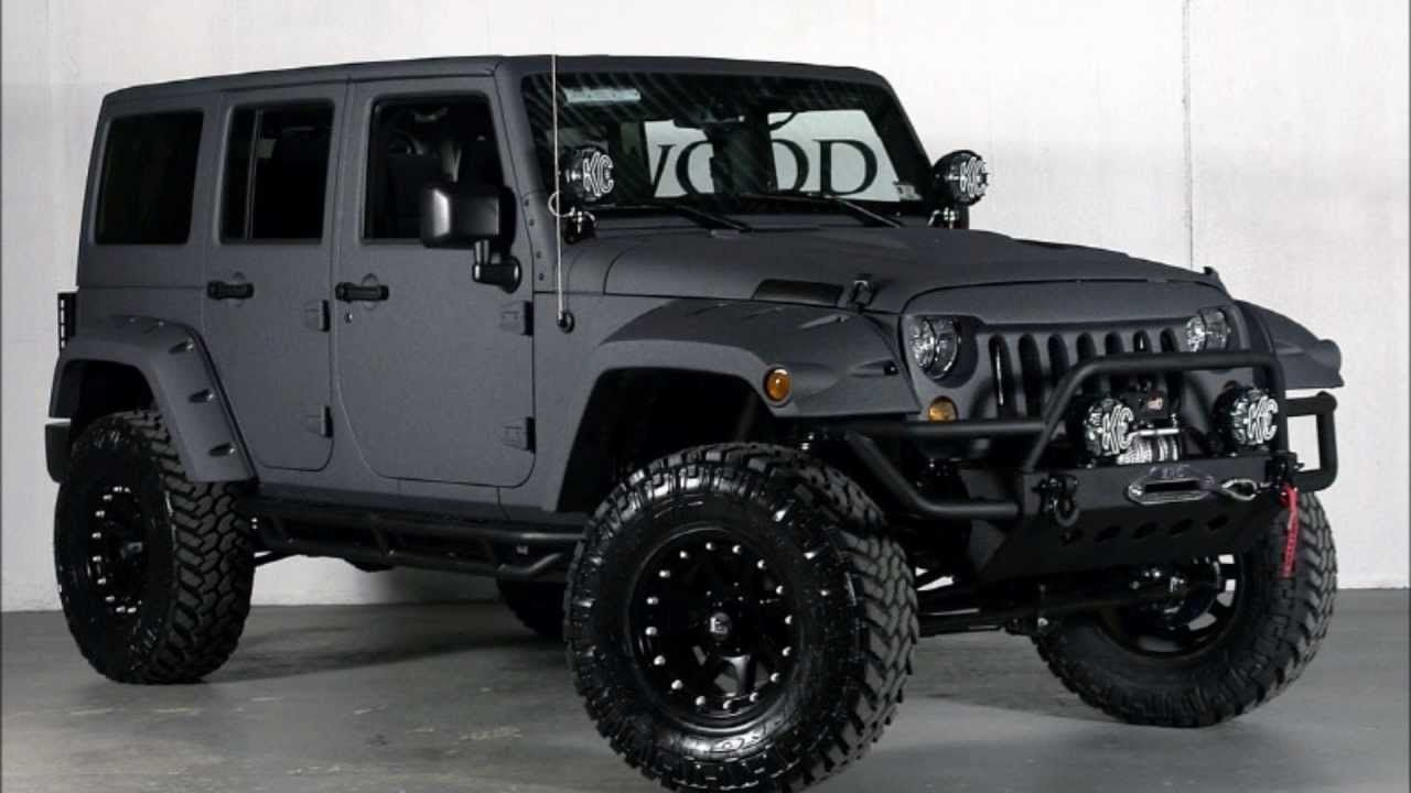 2013 Jeep Wrangler Unlimited By Starwood Custom For Sale Jeep