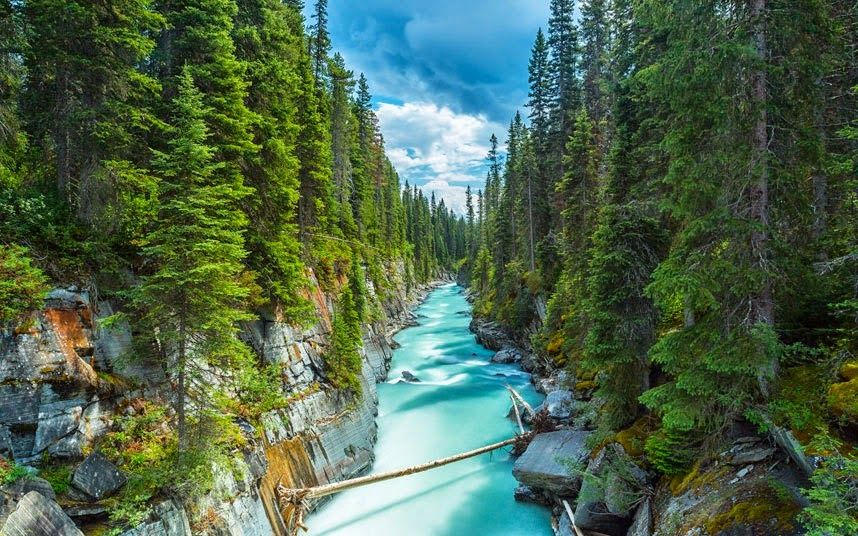 Numa falls kootenay national park canada planet earth numa falls kootenay national park canada sciox Image collections