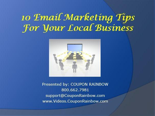 Bestbizlocal  Email Marketing Tips HttpWwwVideos