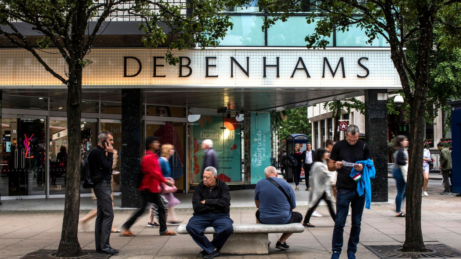 New Debenhams owners line up European turnaround veteran