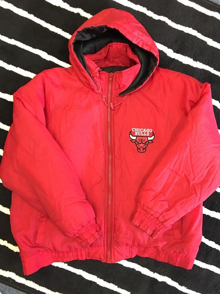 6737523c37cd76 Vintage Fan Gear NBA Chicago Bulls Jacket
