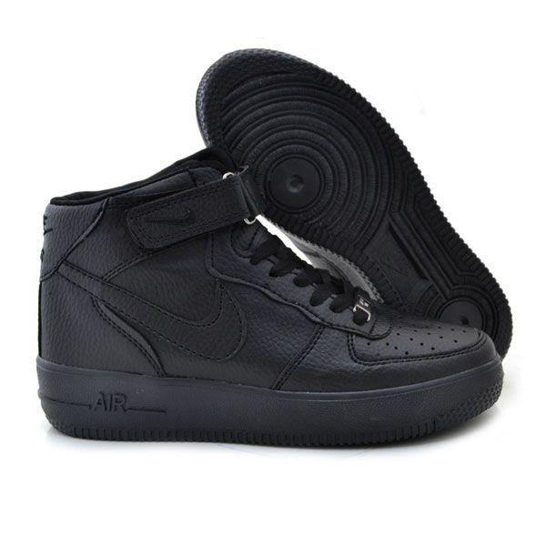 Nike Air Force Siyah Bayan Ayakkabi Spor Nelazimsa Net Nike Air Nike Air Force Nike