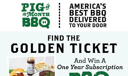 Win a year of FREE BBQ > http://tinyurl.com/kpqp2f9