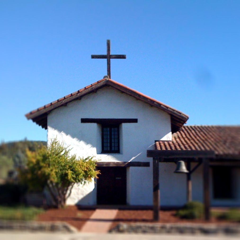 Solano Apartments: The San Francisco De Solano Mission In Downtown Sonoma