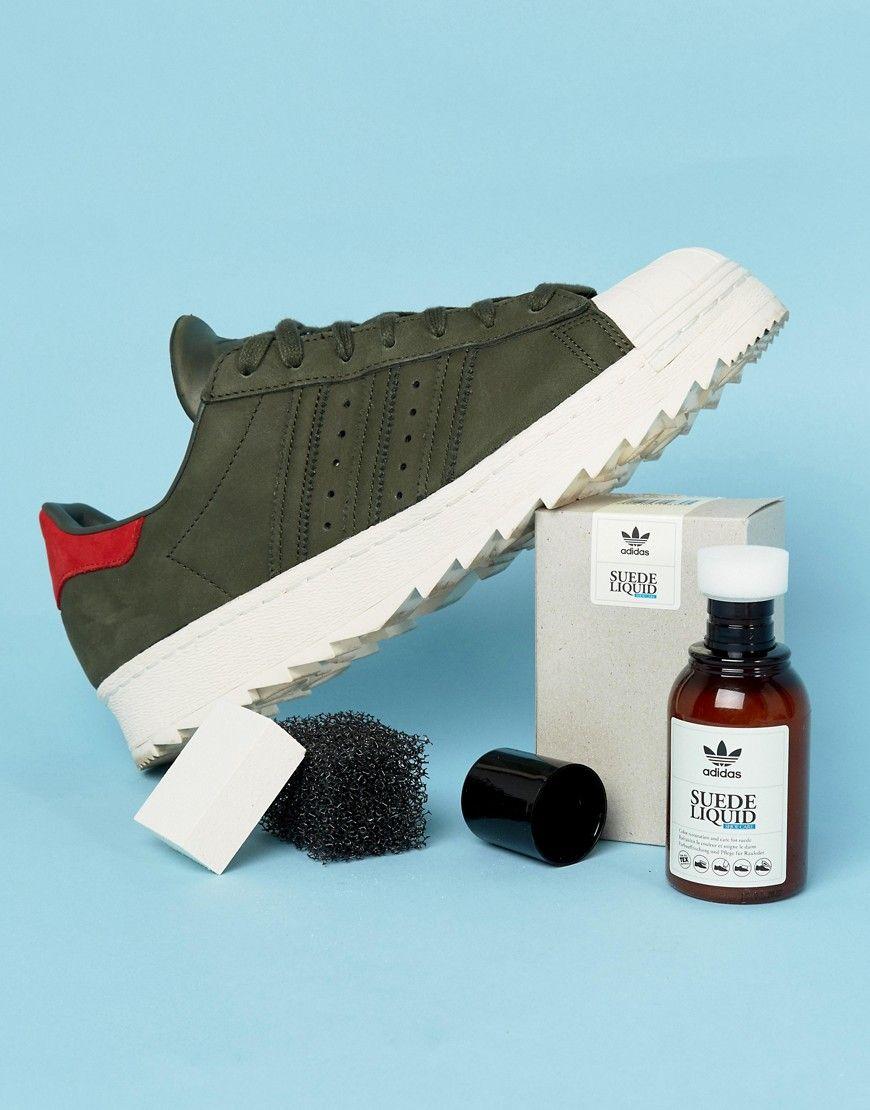 adidas Shoe Care 100ml Suede Liquid Set