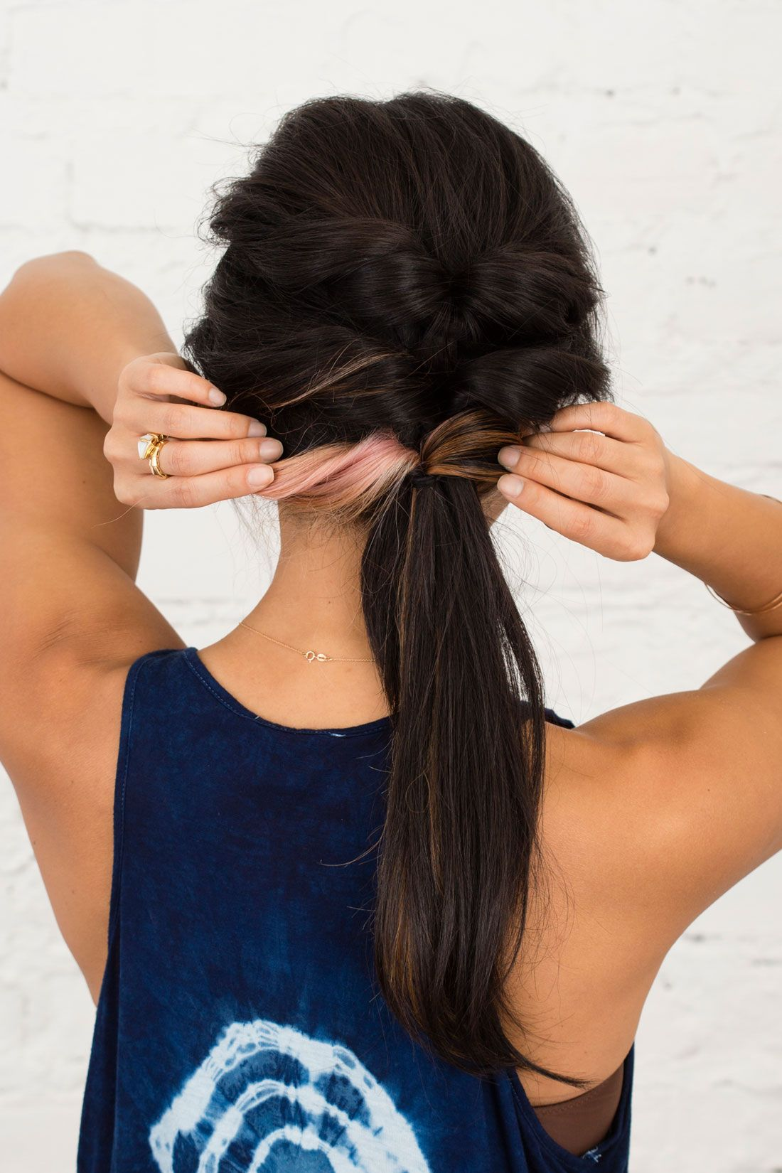 Elite Ponytail V5 G1 (With images) Ponytail hairstyles