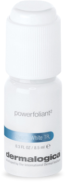 Powerfoliant2-Exfloliants. A potent, two-part powder-liquid system exfoliates to maximise the absorption of brightening treatments.