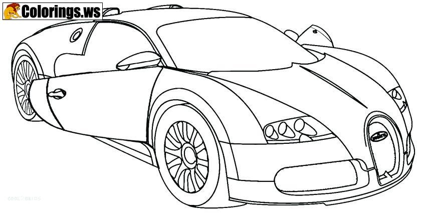 Bugatti Car Coloring Pages For Toddlers Car Coloring Pages Automotive Technology Kids Printable Coloring Pages Cars Coloring Pages Race Car Coloring Pages