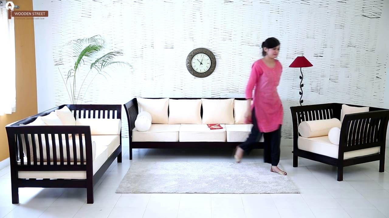 Sofa Set Online Shopping India @ Wooden Street. Wooden ...