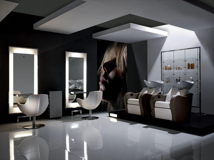 Futuristic Salon Vision Board In 2019 Salon Idee 235 N