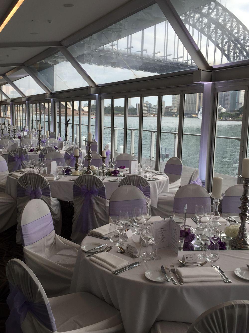 Sydney Harbour Bridge What A Backdrop For A Wedding Mauve And