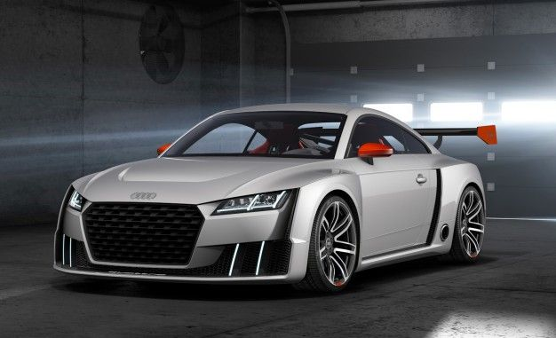 A Super And Turbocharged Five Cylinder For The Audi R8  And Lamborghini Huracan Its Not So Far Fetched/