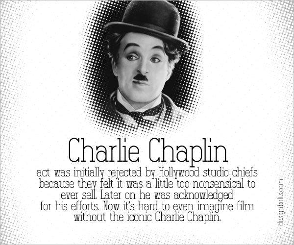 charlie chaplin personality