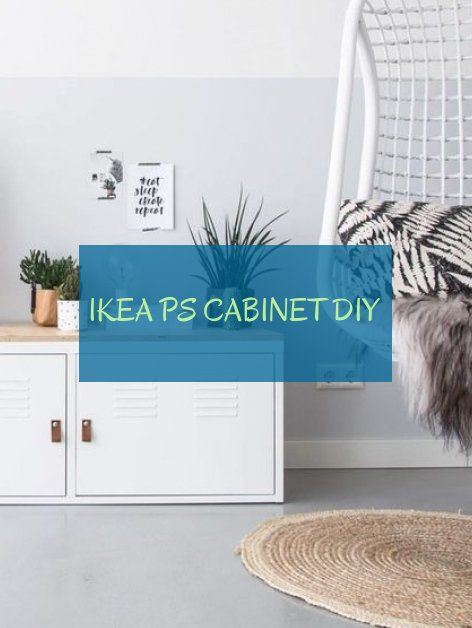 ikea ps cabinet diy