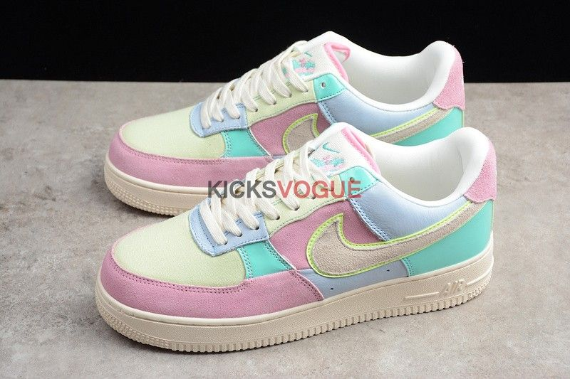 """Nike Air Force 1 Low """"Easter Egg"""" Ice BlueSailHyper"""
