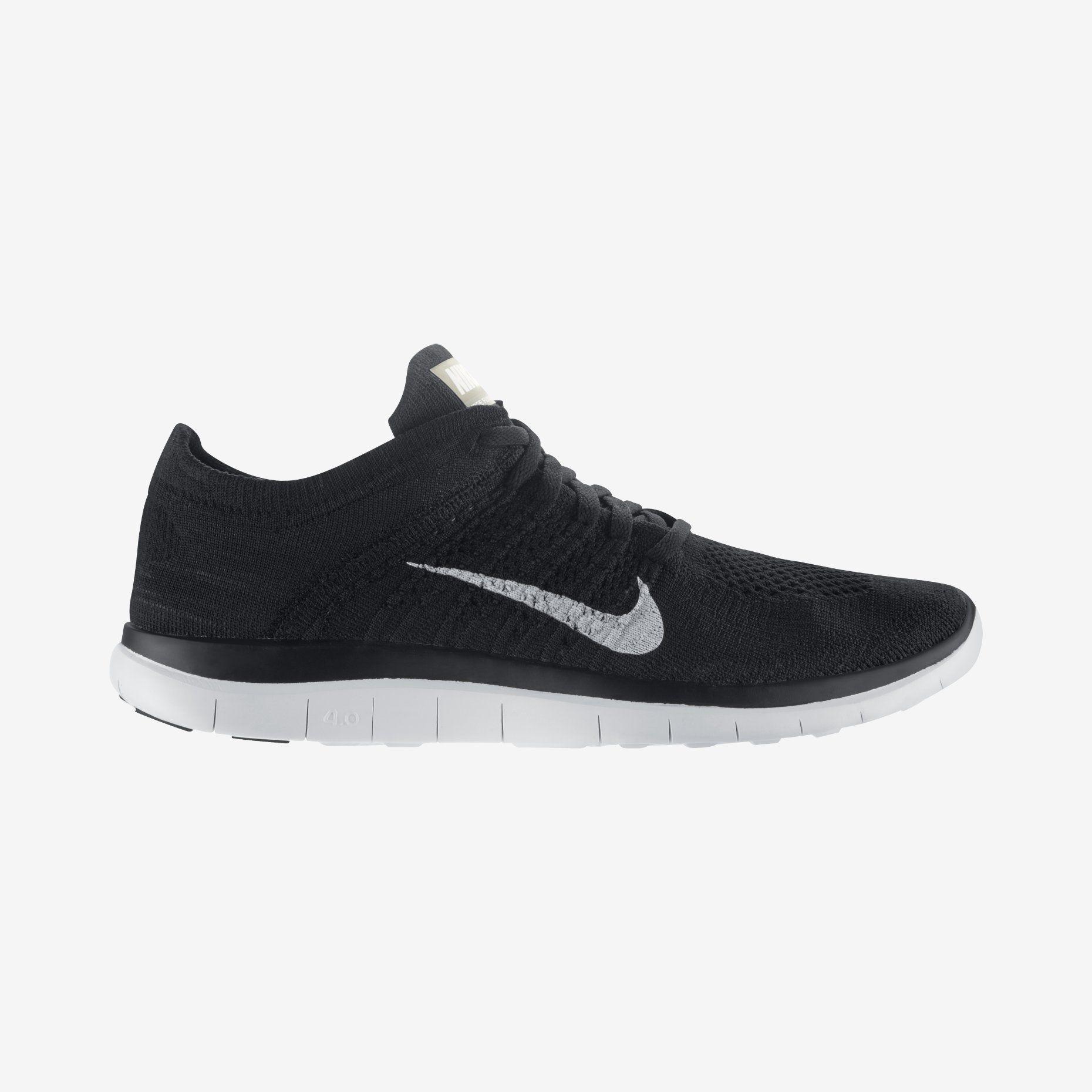 Nike Free 4.0 Femmes Blanc / Noir / Volt Flyknit, Plus Les Magasins De Taille Près De Chez Moi