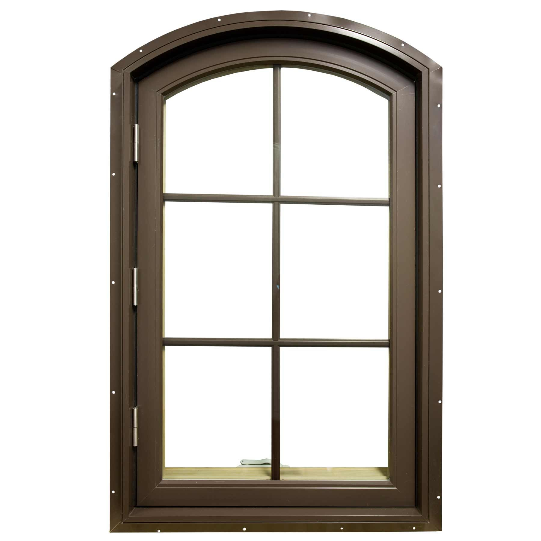 Aluminum casement windows for home feel the home for House doors with windows