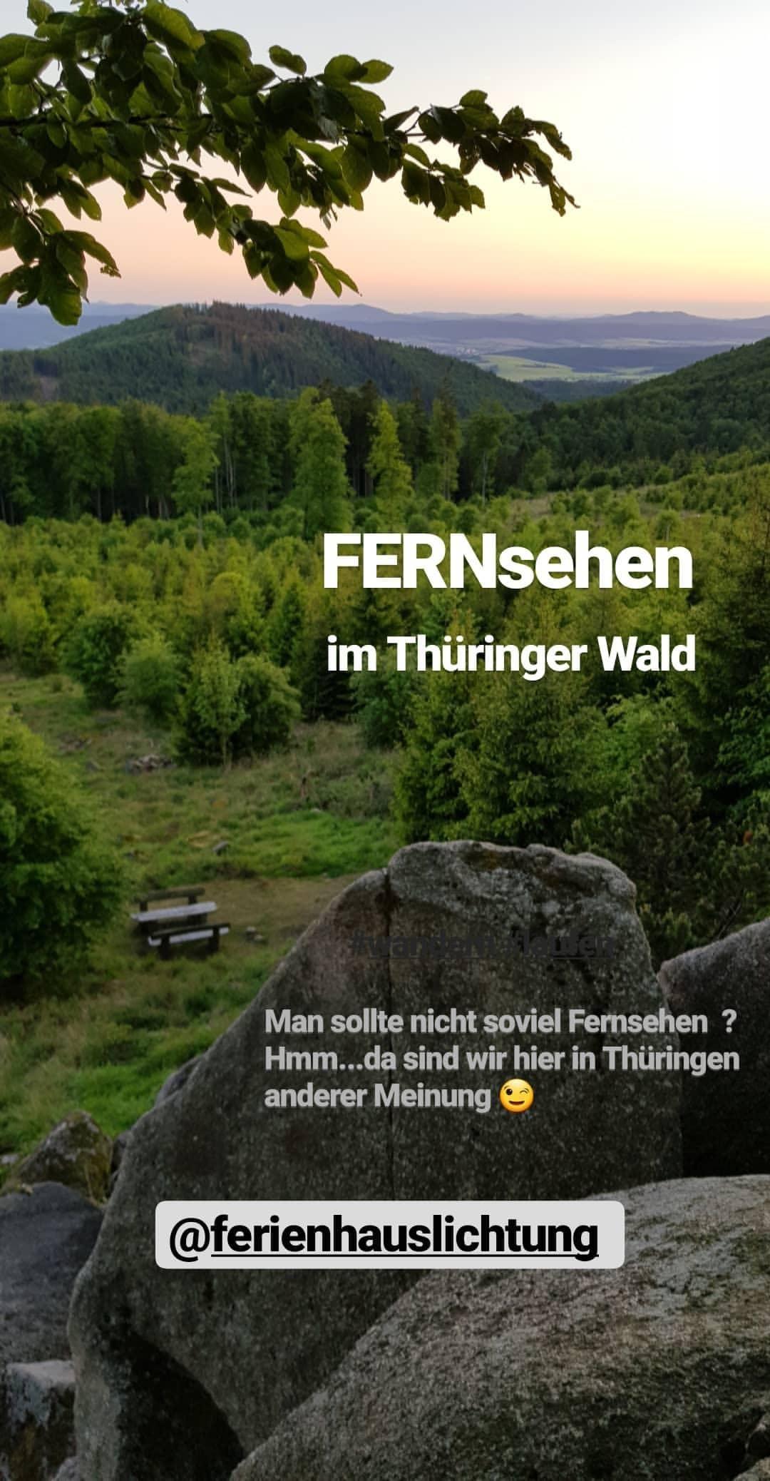 Felsen Märchenwelt Ferienhaus, Thüringer wald und Thüringen
