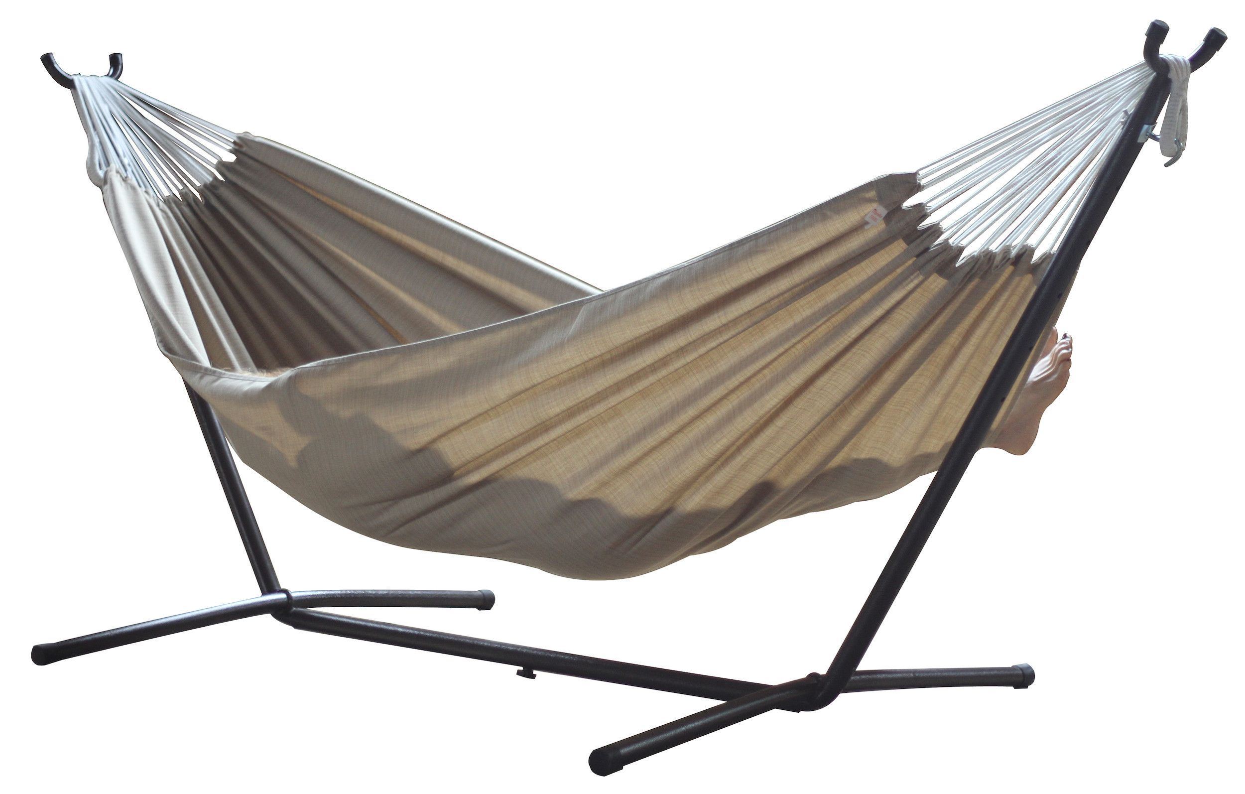 sunbrella hammock with stand  9 foot  sunbrella hammock with stand  9 foot    double hammock and products  rh   pinterest