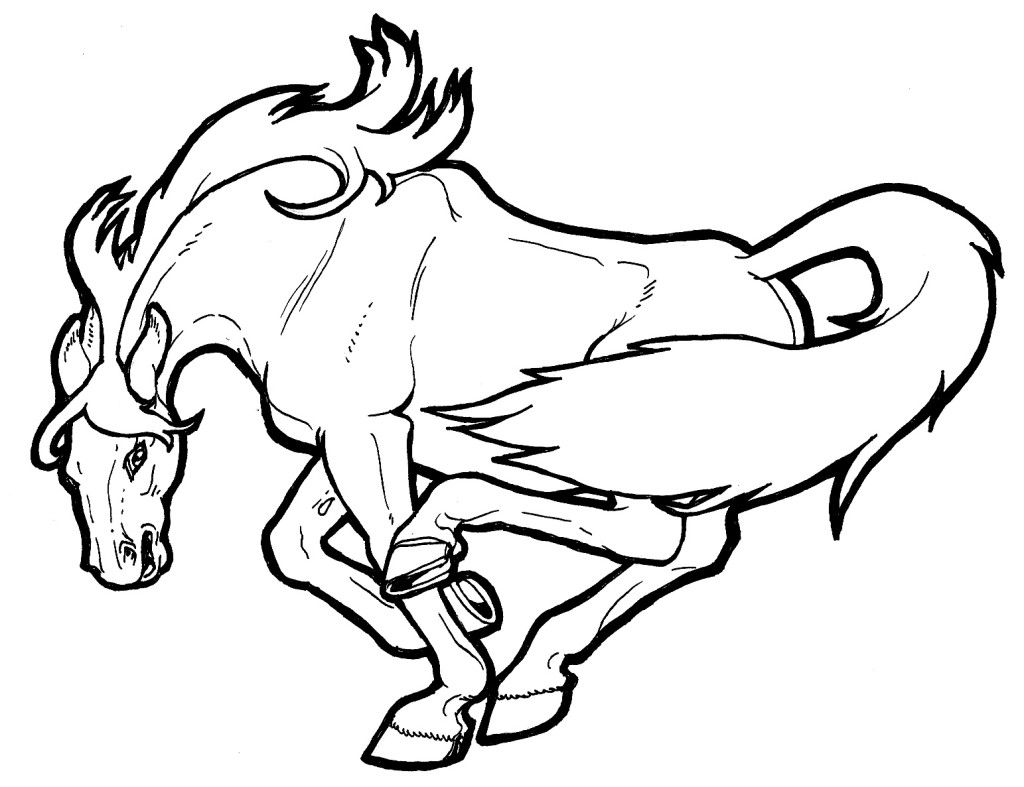 Coloring Rocks Horse Coloring Pages Horse Coloring Horse Coloring Books