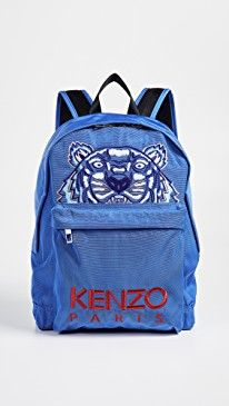 eb0afdfe Tiger Blue Capsule Backpack in 2019 | Stylish Backpacks For Women ...