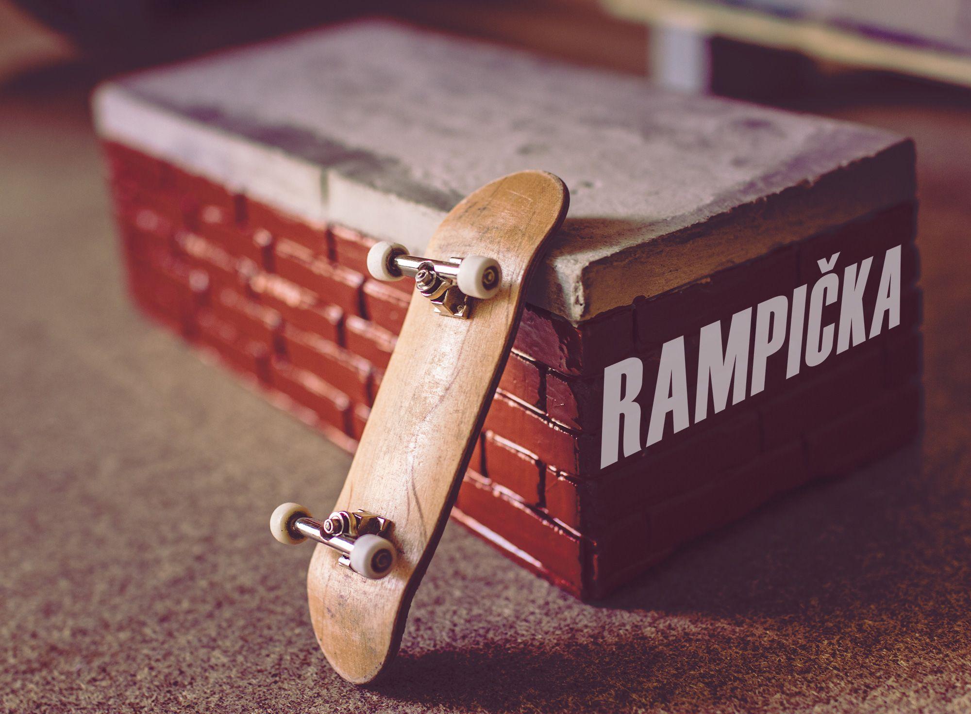 fingerboard ramp