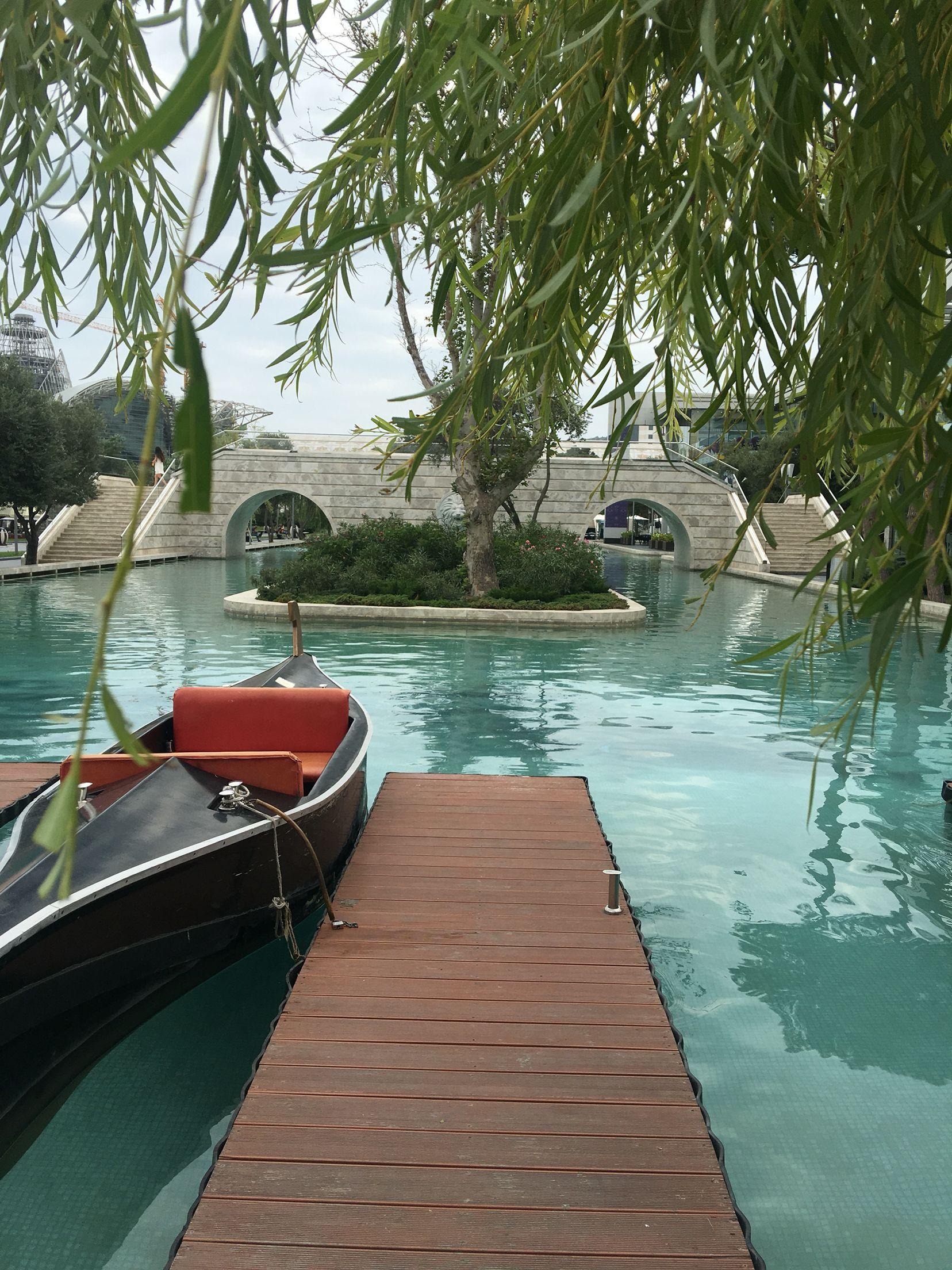 Kicik Venesiya Mini Venice Azerbaijan Travel Baku City Baku Azerbaijan