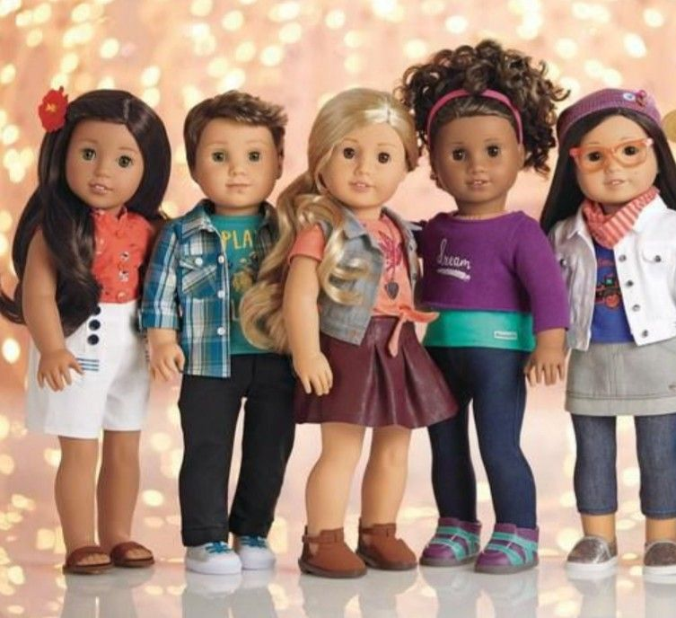 Pin by Vanessa Jorge on American girl doll | American girl, New