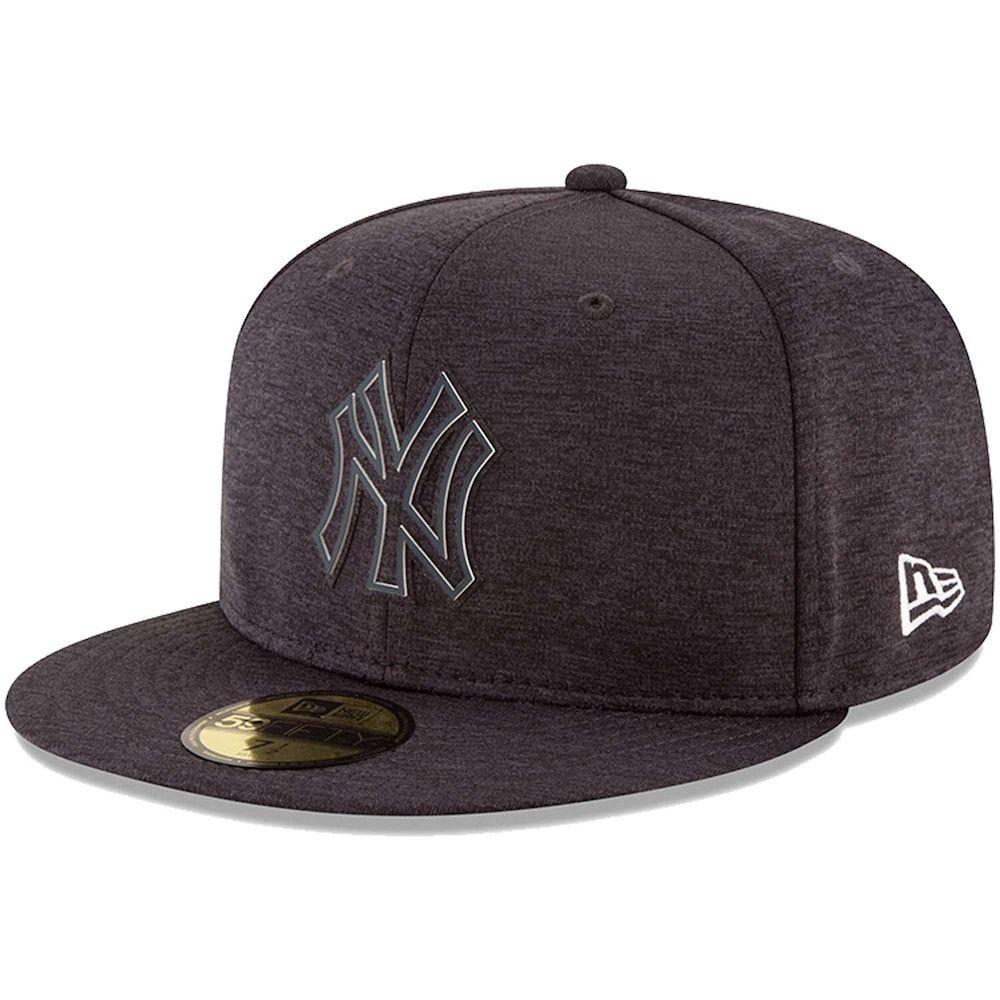 Mens new era heather navy new york yankees 2018 clubhouse