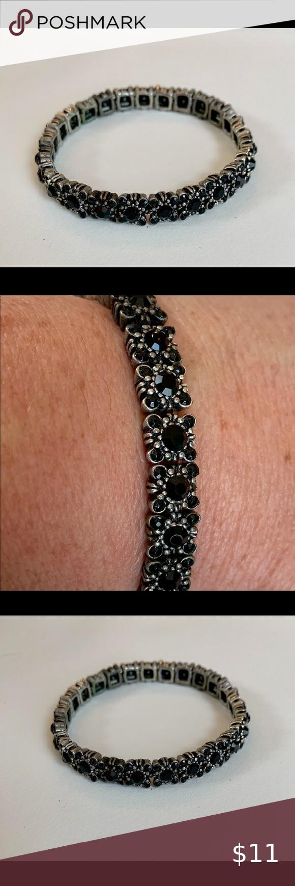 white pearl Set of 3 bangle bracelet silver bracelet with garnet moonstone dot bracelet