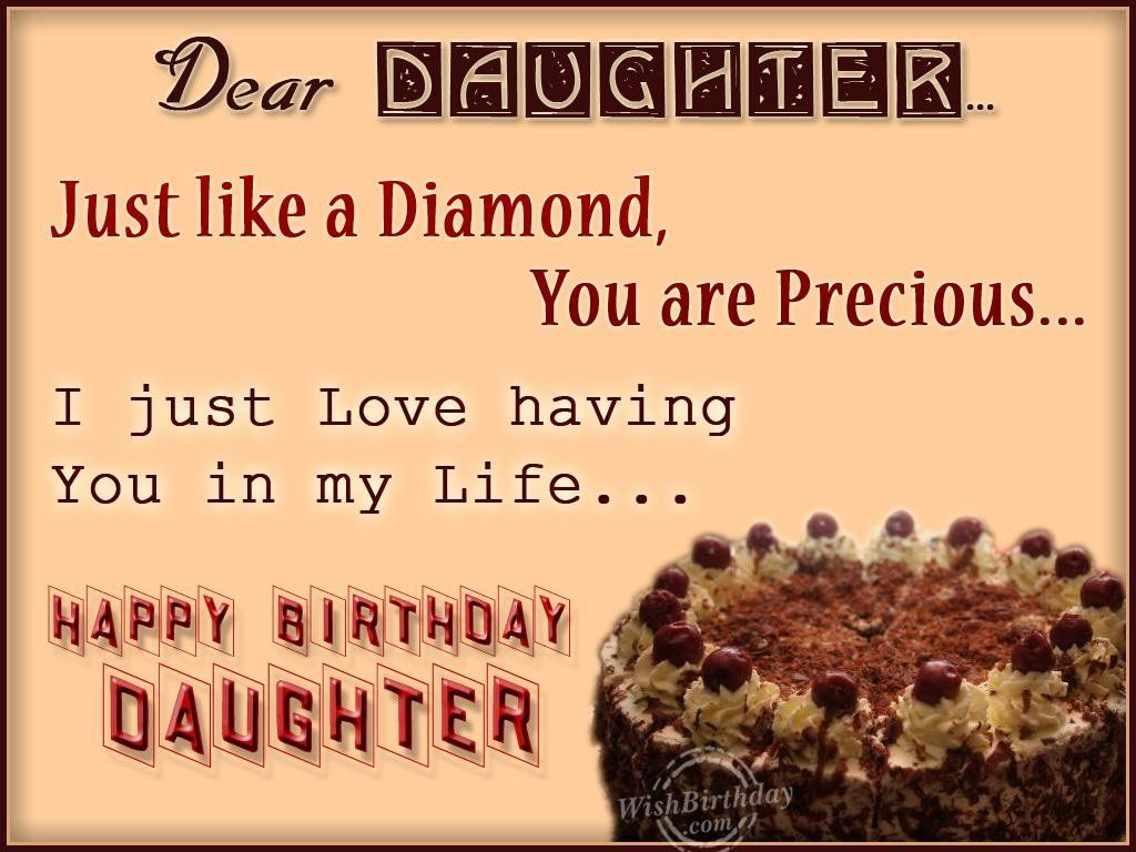 Birthday wishes for my daughter google search birthday happy birthday wishes for daughter from mom beautiful messages with pictures kristyandbryce Images