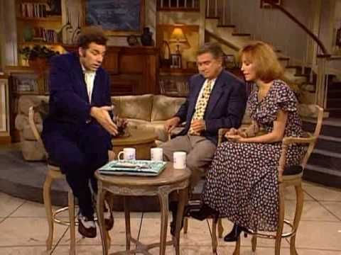 kramers coffee table book imaginary diy Seinfeld
