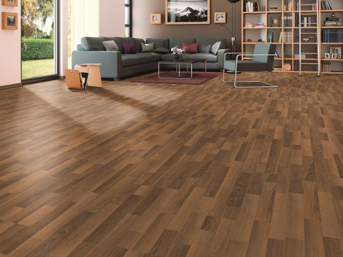 Elf Como Walnut Laminated Flooring 6mm Ctm Die Erwees Se 1ste