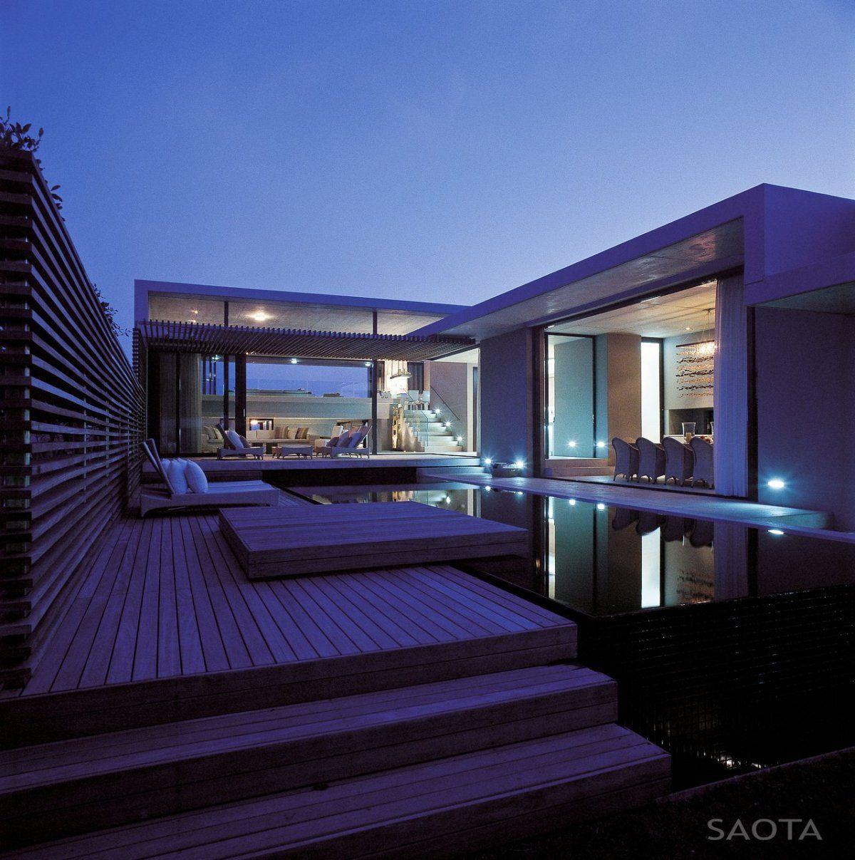 Voelklip House, Hermanus, South Africa by SAOTA and ANTONI ASSOCIATES