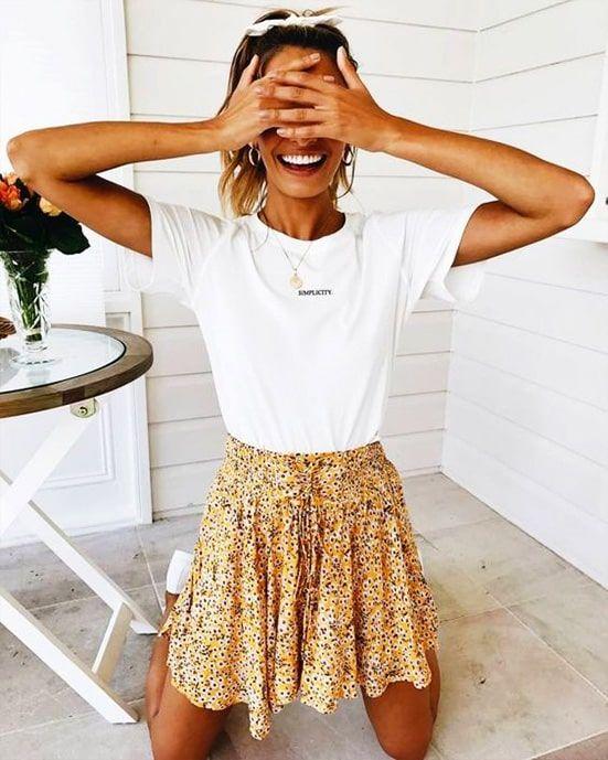10 extra coole Frühlings-Outfit-Ideen zum schnellen Kopieren