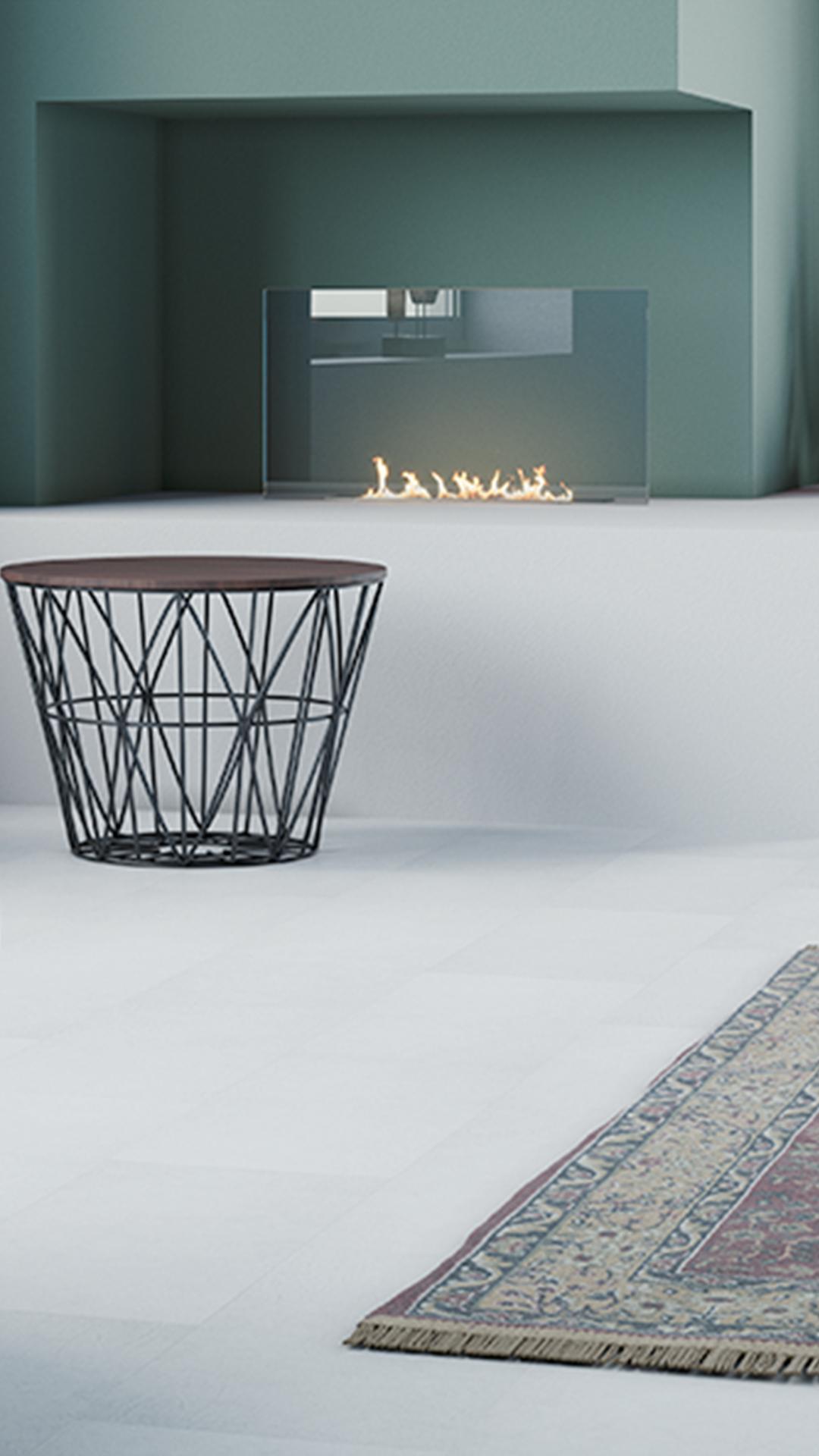 Metalltische und Orientteppiche machen Dein Zuhause zu Wohlfühloase ...