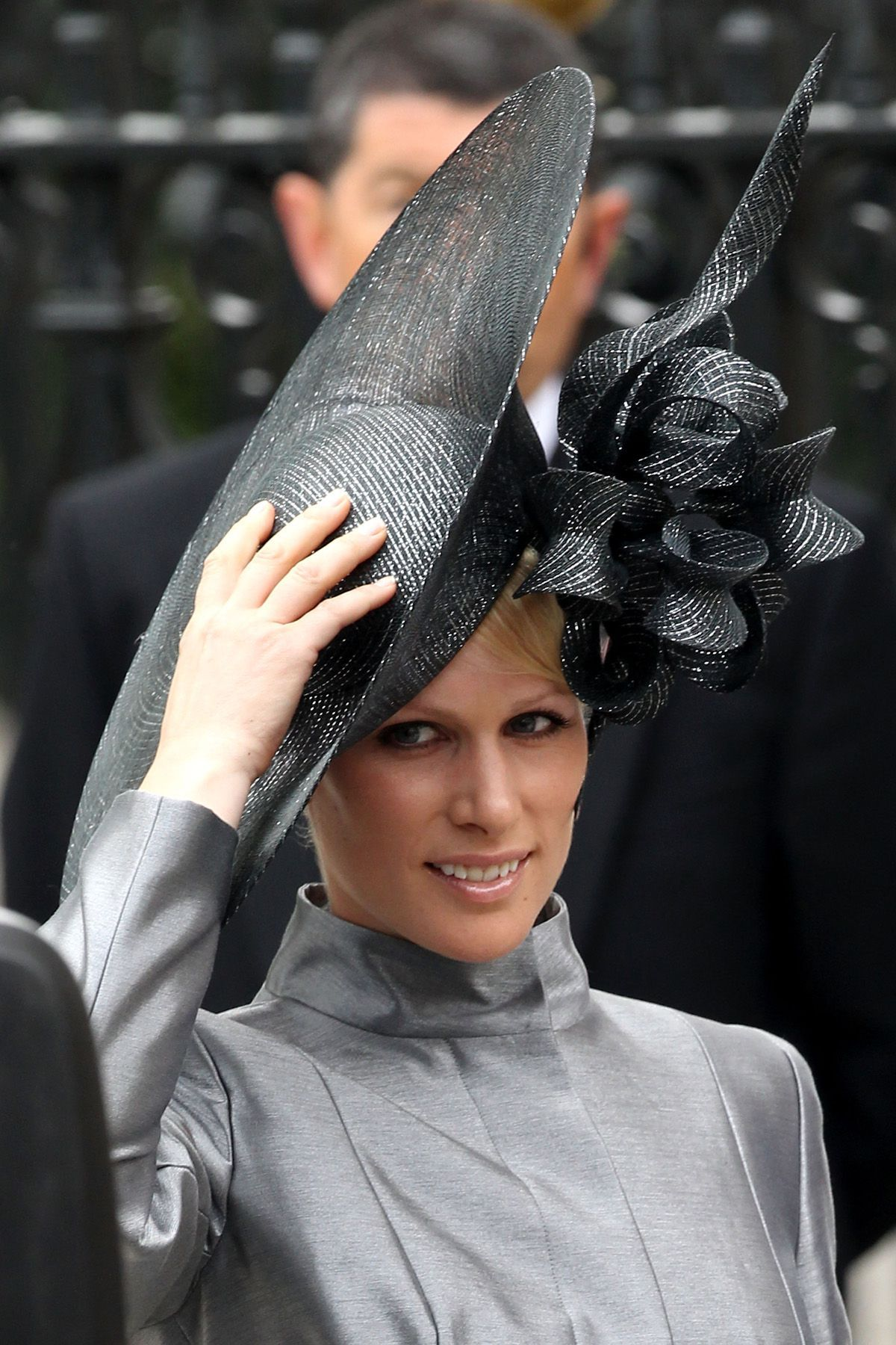 30 of the Craziest Royal Wedding Hats of All Time  da9544c5132