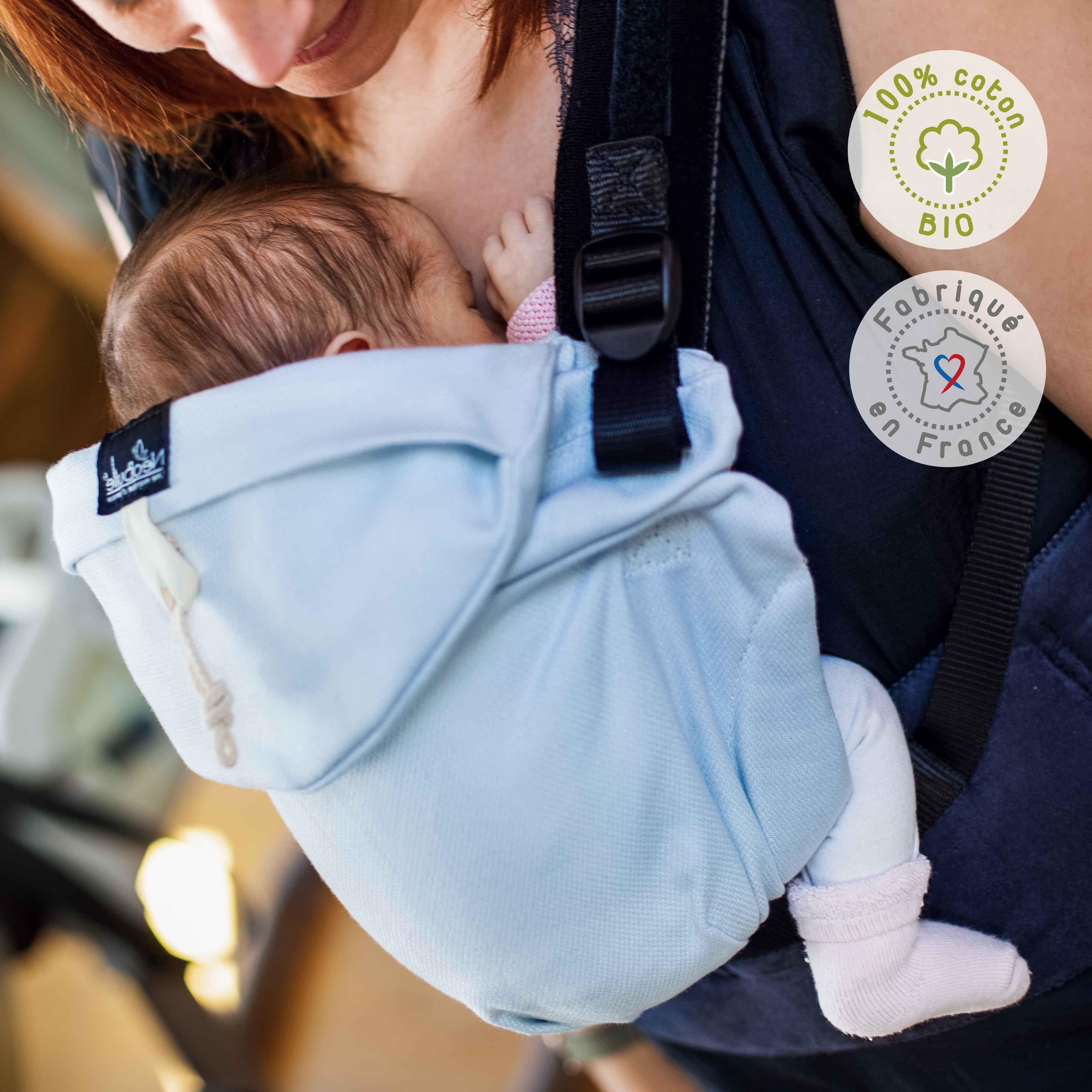 14ed186938a ELOisBIO vous présente le dernier née de Néobulle   le porte-bébé préformé  Néo pour