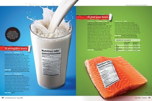 MagSpreads - Magazine Design and Editorial Inspiration: Australian Prevention Magazine