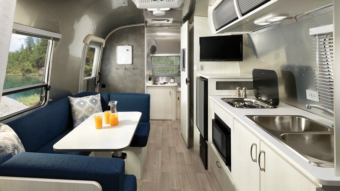 Bambi | Travel Trailers | Airstream - Compact, lightweight, and loaded with features, the single a