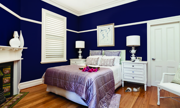 Bedroom Design Tools How To Work With A Dark Colour Palette  Interior Design Tools
