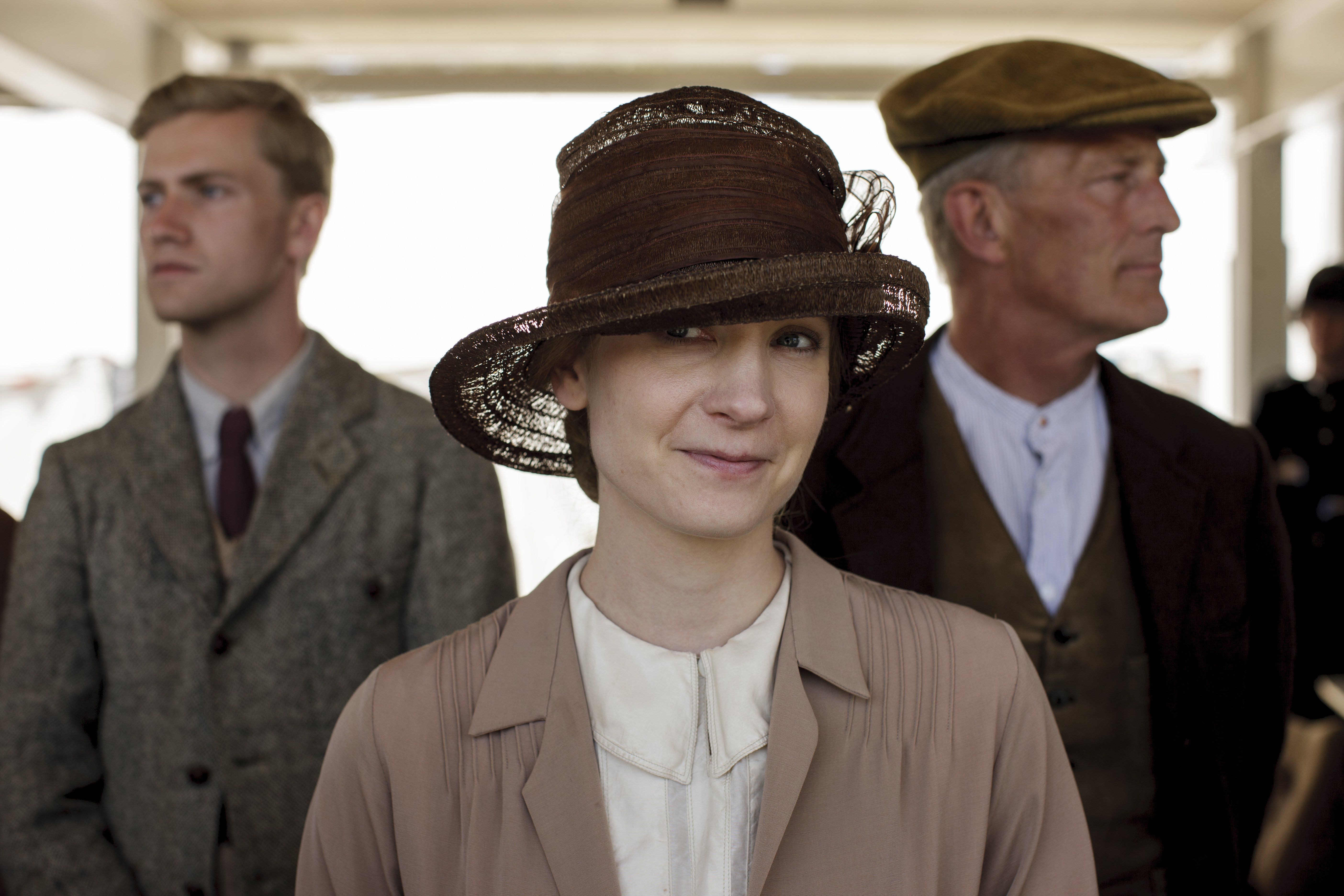 Downton Abbey Season 6 7 Anna Downton Abbey Season 6