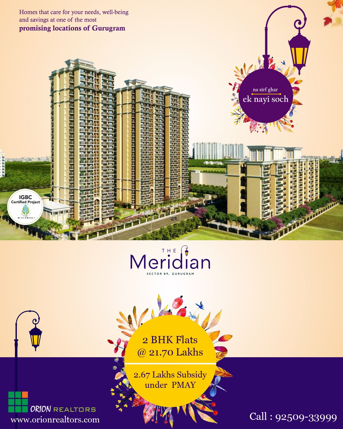 MRG World presents a new affordable housing project THE