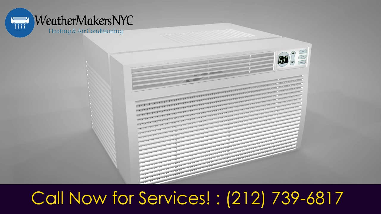 Window Air Conditioner Repair Services In Your Area When Your