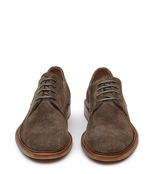 91ff080fbe REISS - AMERSON SUEDE DERBY SHOES | Things to Wear in 2019 | Derby ...